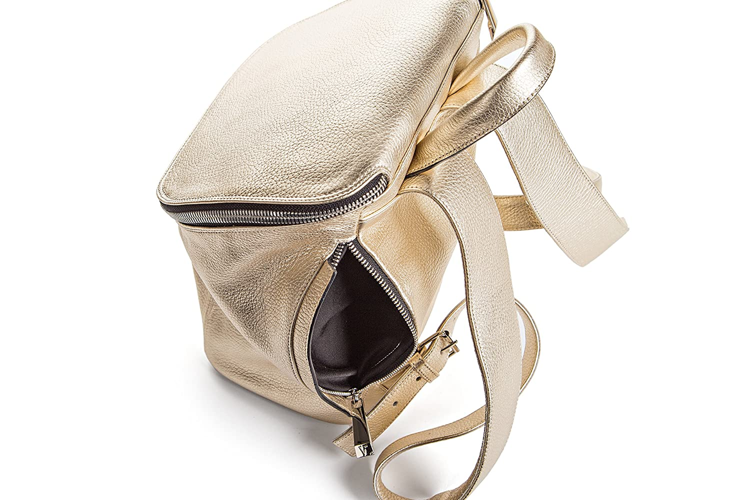 Girls for Travel and Business Elegant and stylish Amsterdam Vikele Studio Leather Backpack for Modern Women