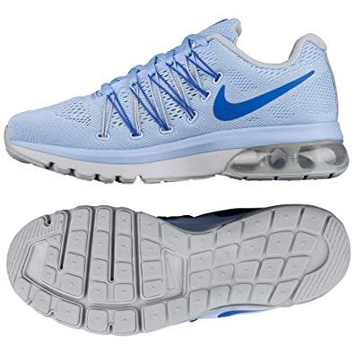 77b2a07780f2d Nike WMNS Air Max Excellerate 5 852693-401 Aluminium Medium Blue Women s  Shoes (