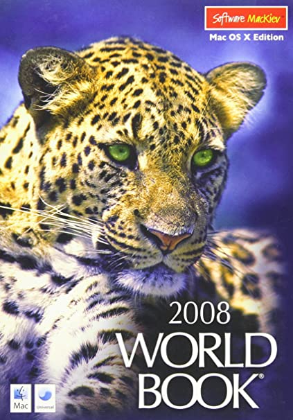 World Book Encyclopedia Mac