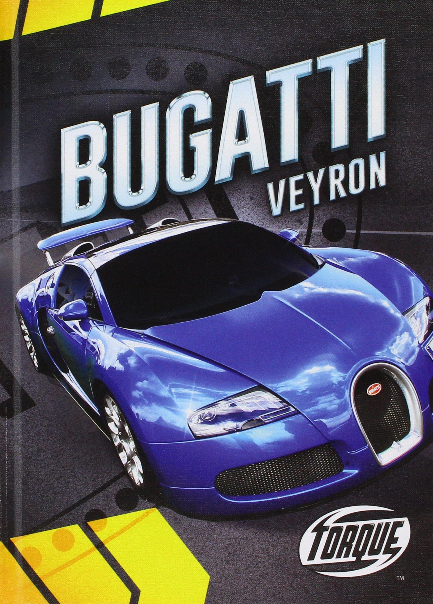 Download Bugatti Veyron (Torque: Car Crazy) PDF