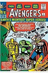 Avengers (1963-1996) #1 (English Edition) eBook Kindle