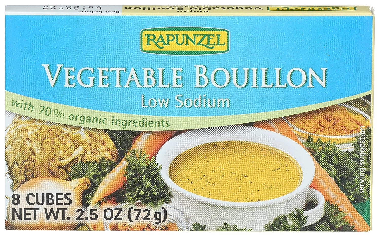 Rapunzel Pure Vegan Vegetable Bouillon