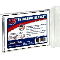ER - Manta térmica de Mylar Lista para emergencias