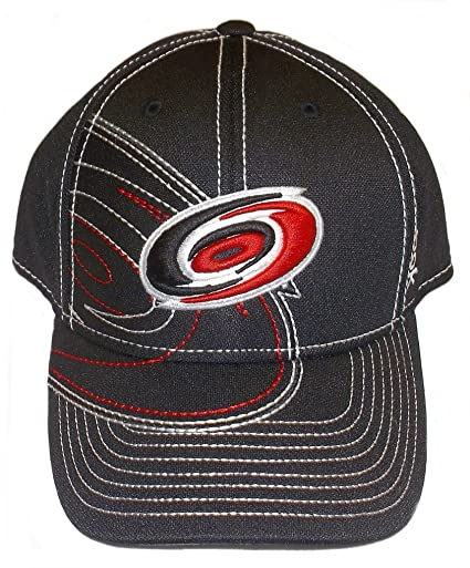 20e4df45fb1bd3 Image Unavailable. Image not available for. Color: Reebok Carolina  Hurricanes Draft Flex Hat ...