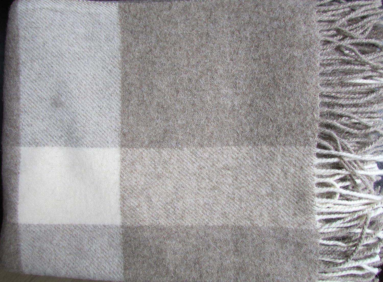 Wollplaid Wolldecke Tagesdecke Alpaka Wolle Sofadecke Überwurf