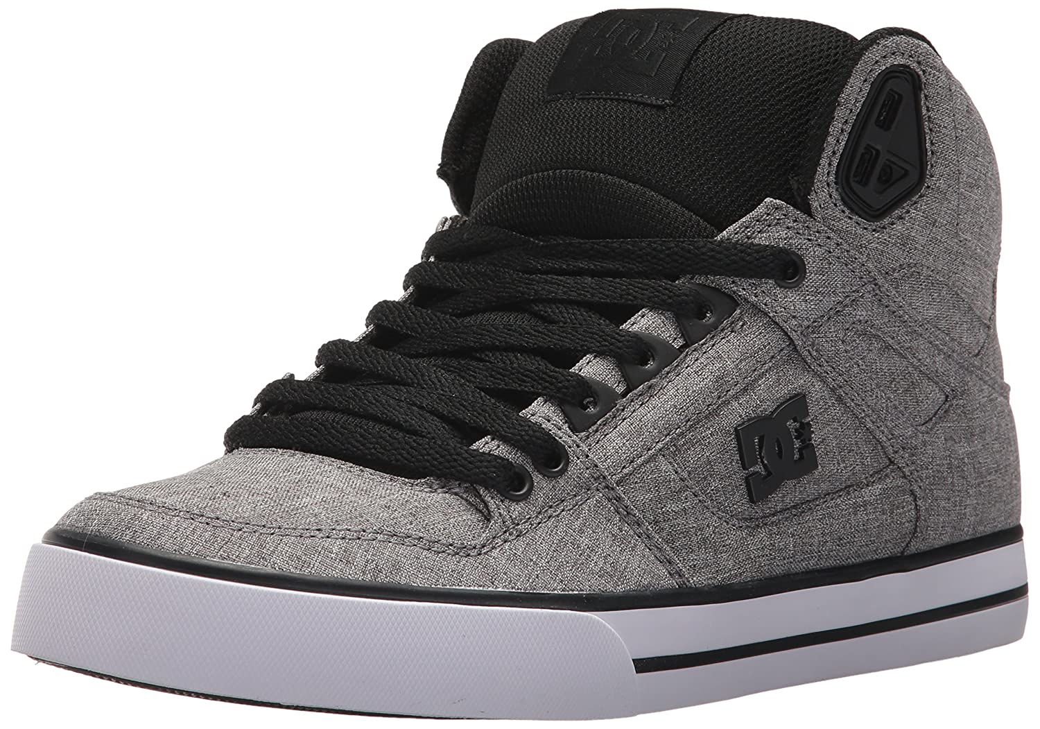 895f591af18a Amazon.com  DC Men s Spartan High WC TX SE Skate Shoe  Dc  Shoes