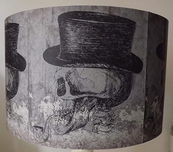 806e9ad0f8e7e Gothic Skull Lampshade