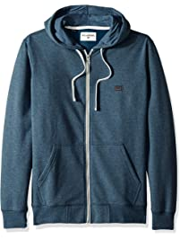 b62b8abdd1b BILLABONG Mens All Day Zip Hoody Hooded Sweatshirt