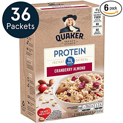 Quaker Avena instantánea: Amazon.com: Grocery & Gourmet Food