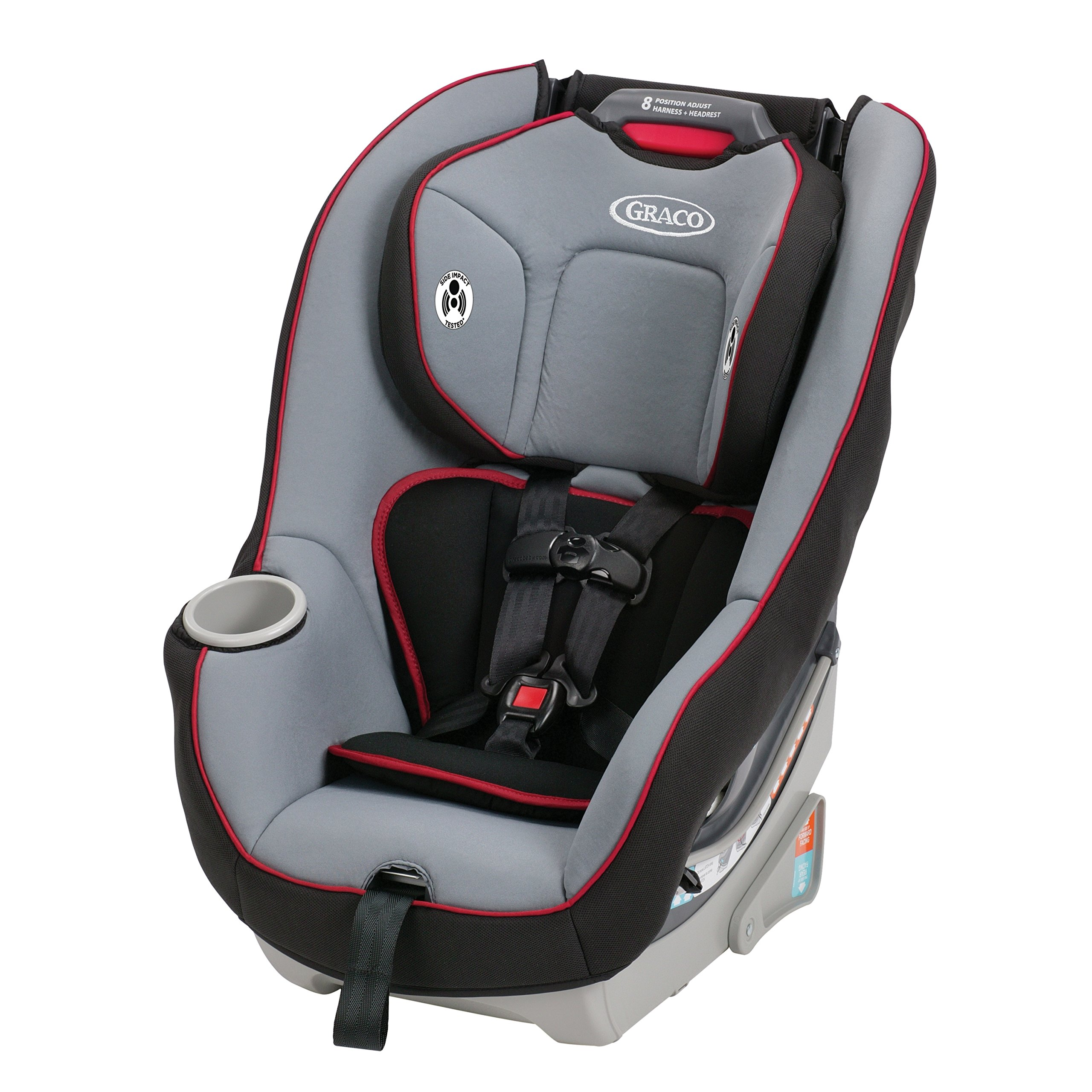 Graco Contender 65 Convertible Car Seat Chili Red One Size