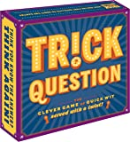 Trick Question: The Clever Game of Quick Wit—Served with a Twist!