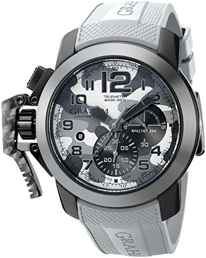 380bbb69de67 Reloj - Graham - Para - 2CCAU.S02A.K97N  Amazon.es  Relojes