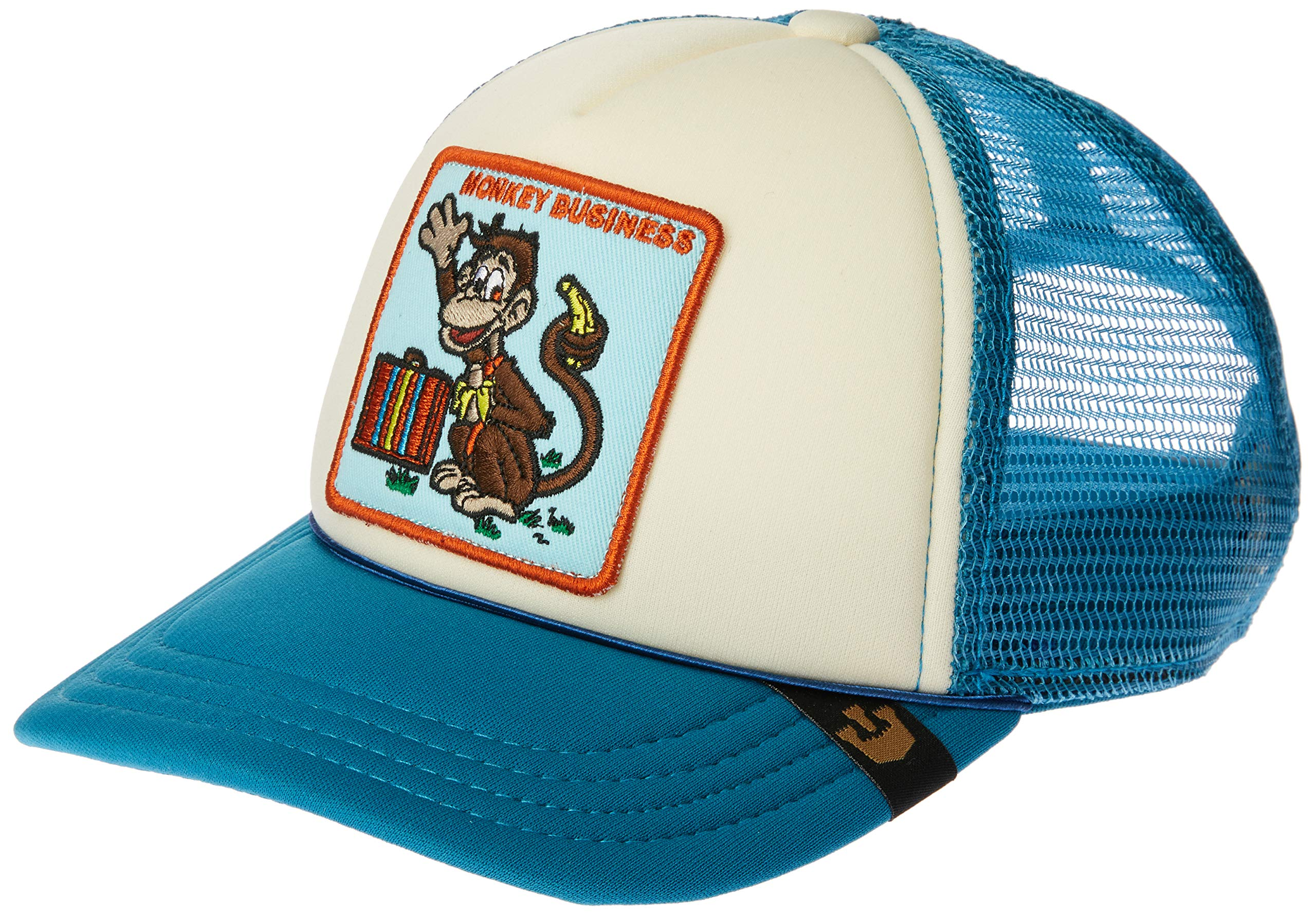 Goorin Brothers Boy's Monkey Business (Kids) Blue One Size