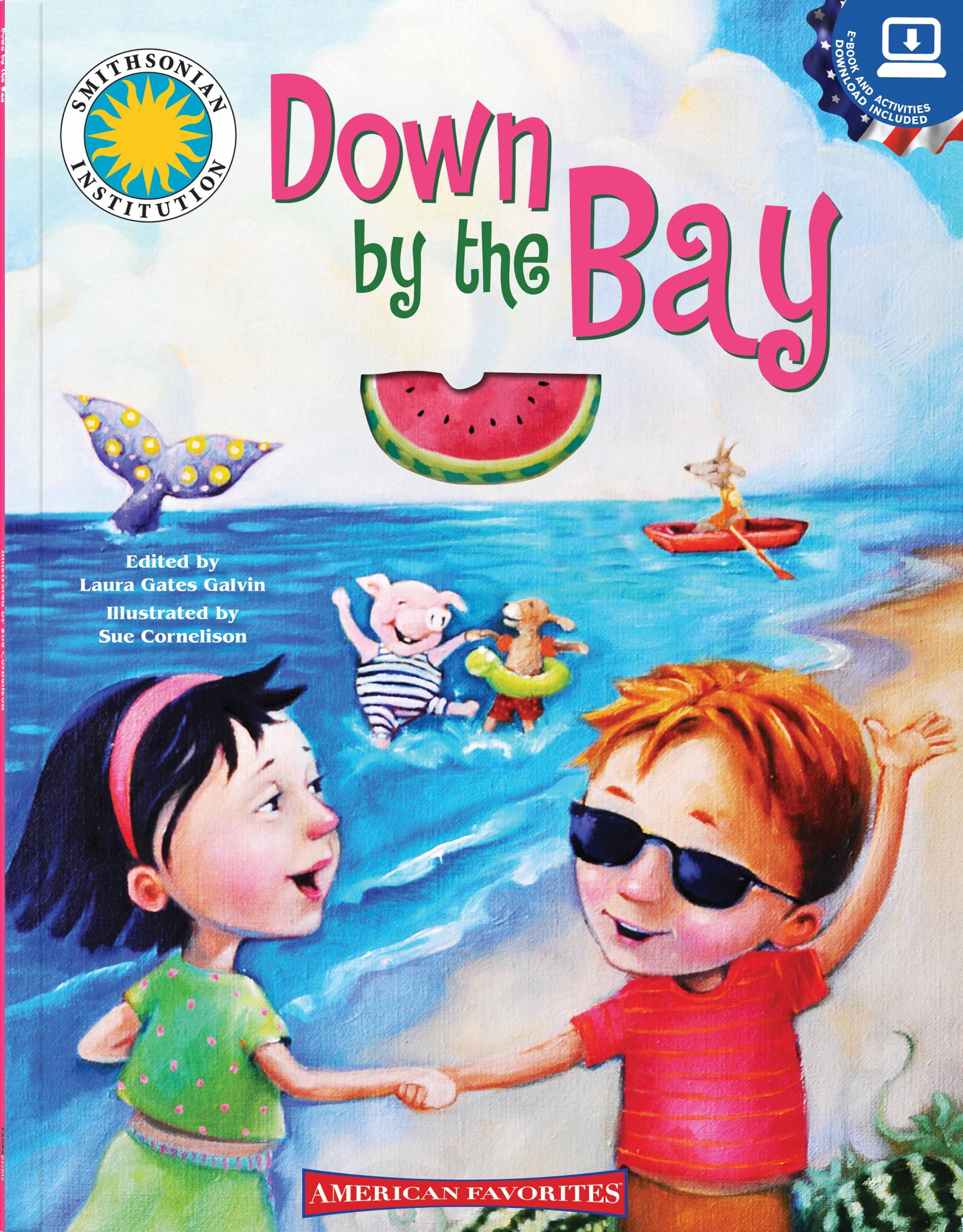 Down By the Bay - a Smithsonian American Favorites Book (with easy-to-download, sing-along audiobook and sheet music) pdf