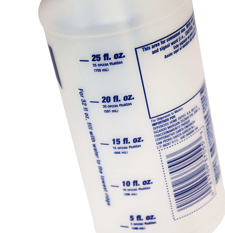 Zep Professional Sprayer Bottle 32 Ounces HDPRO1 Case of 12