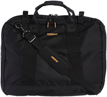 3769aff66c28 American Tourister Travel Accessories Smart Garment Bag - in BLACK YELLOW