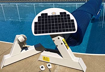 Automatic Solar Blanket Pool Cover Reel
