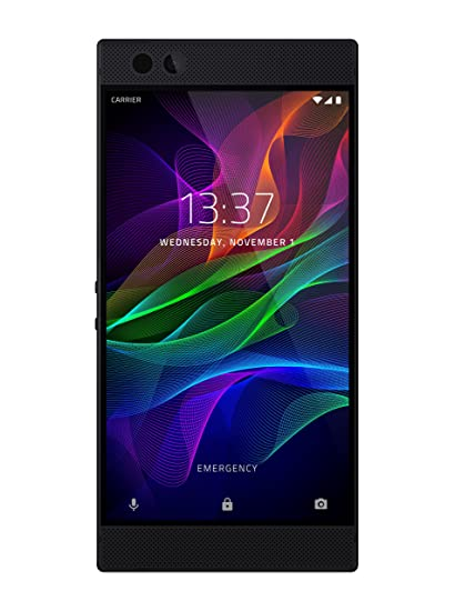 Razer Phone  Hz Ultra Motion Display Gb Memory Gb Ram Dual