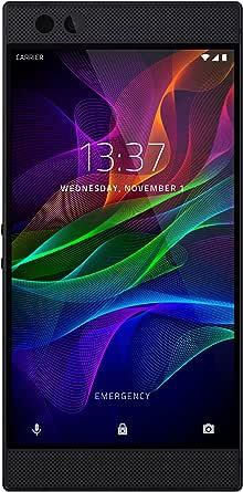 Razer Phone - Pantalla de 120 Hz Ultra Motion, Phone - Black, Phone - Black