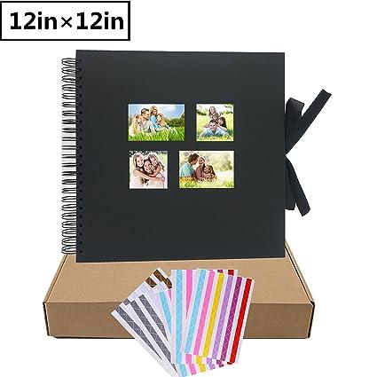 Amazon Scrapbook Photo Album 12x12 Inch Scrapbook Album With