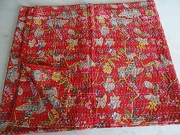 couvre lit boheme Asie Textiles Motif Tribal Multicolore Motif PaRADISE Couette King  couvre lit boheme