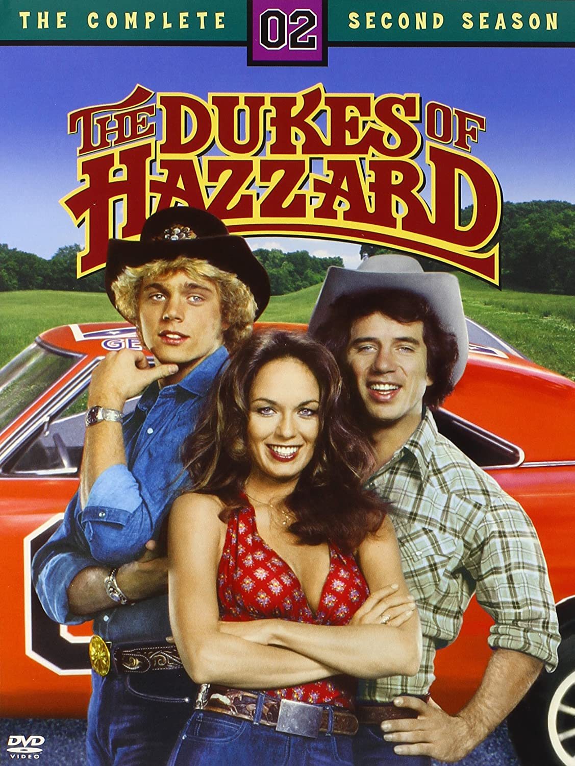 Dukes of Hazzard: Complete Second Season Reino Unido DVD: Amazon.es: Cine y Series TV