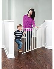 Advanta Stairway Gate, White