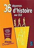 36 séquences d'histoire au CE2
