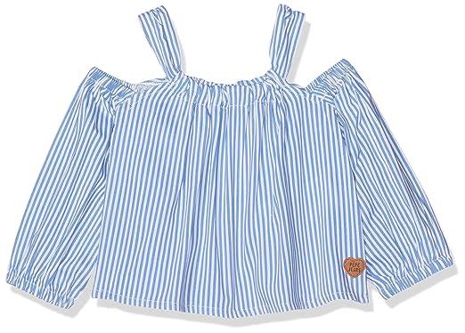 new arrival 2c2c9 5ccb6 Pepe Jeans Cass Camicia Bambina: Amazon.it: Abbigliamento