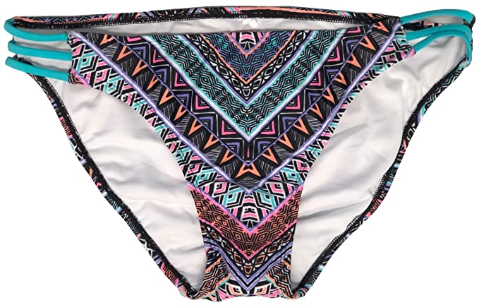 3e21b9d272d Amazon.com: Masked Brand Women's Strappy Hipster Bikini Bottoms ...