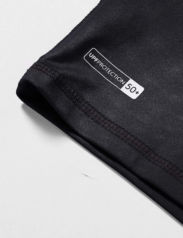Quiksilver Boys All Time-Short Sleeve UPF 50 Rash Vest 8-16