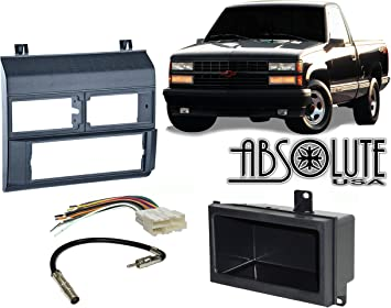 1988 Chevy K1500 Stereo Wiring | Wiring Diagram on