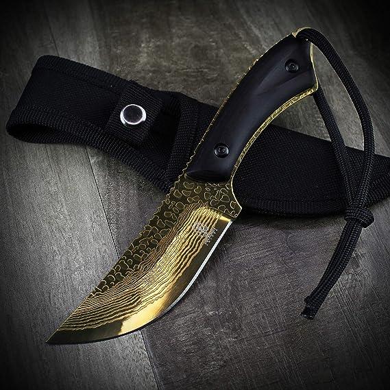 Amazon.com: Blade Factory Juego de 7 cuchillos tácticos de ...
