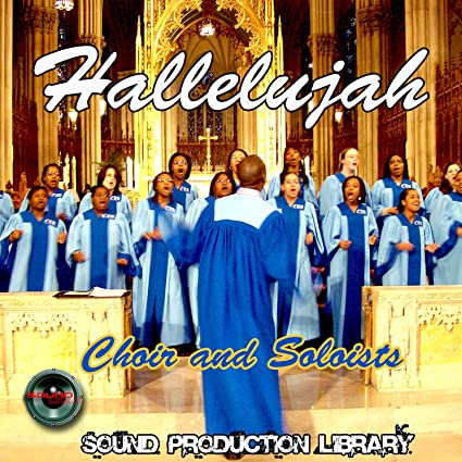 Amazon com: WORSHIP HALLELUJAH CHOIR REAL - Perfect 24bit WAVE and