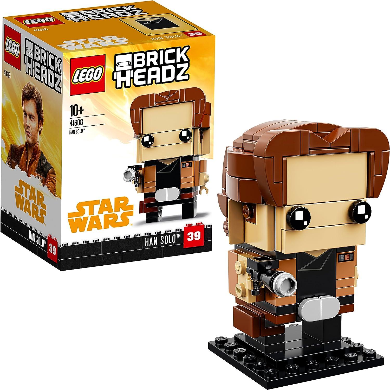 LEGO BrickHeadz - Solo (41608): Amazon.es: Juguetes y juegos