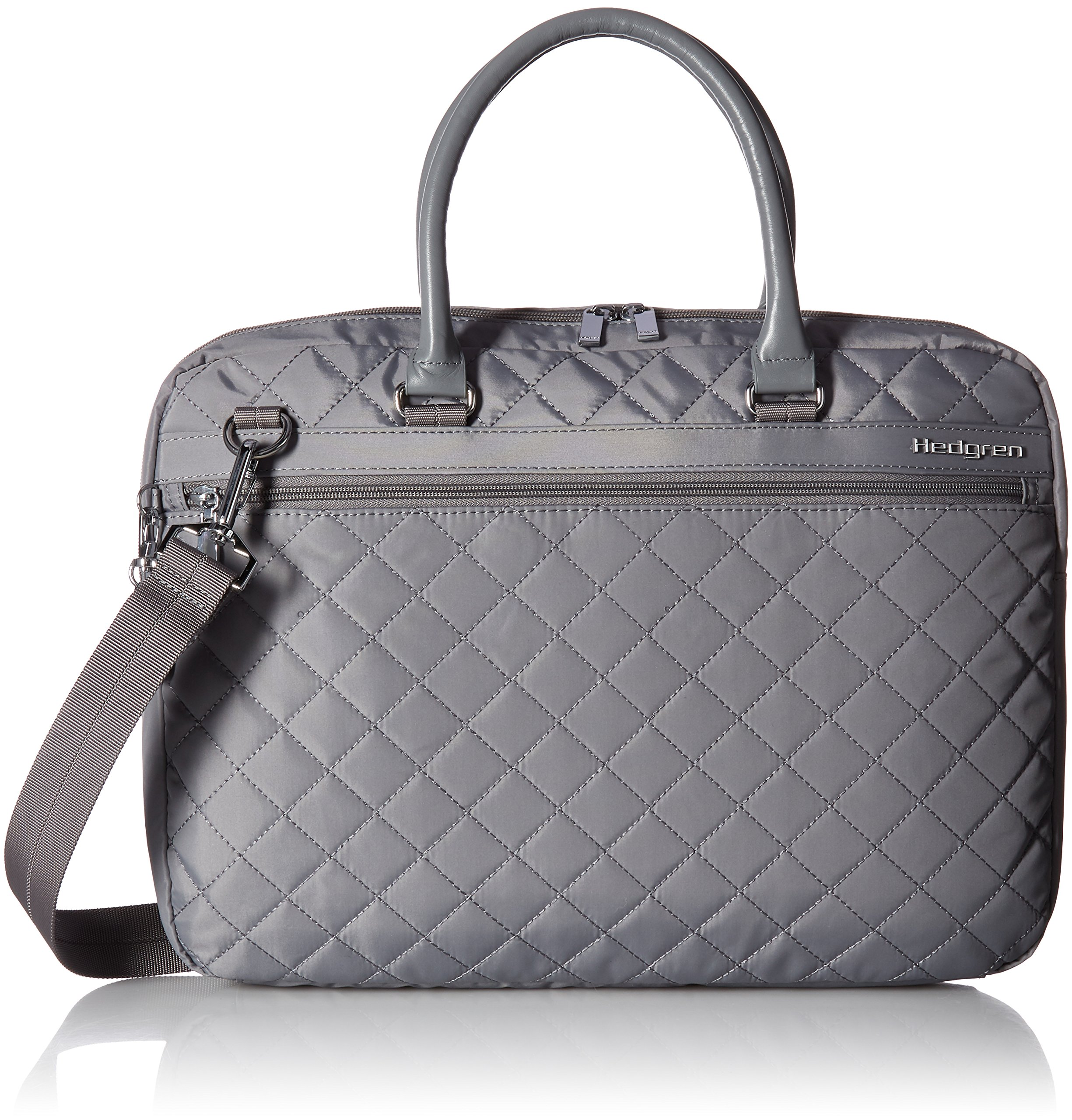 Hedgren Bella-M Business Bag, Women's, One Size (Mouse Grey)