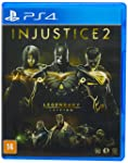 Injustice 2 Legendary - PlayStation 4