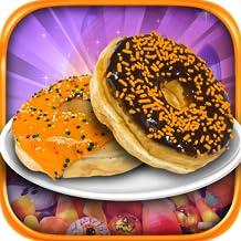 Halloween Donut Maker – Kids Candy Dessert Cooking Game