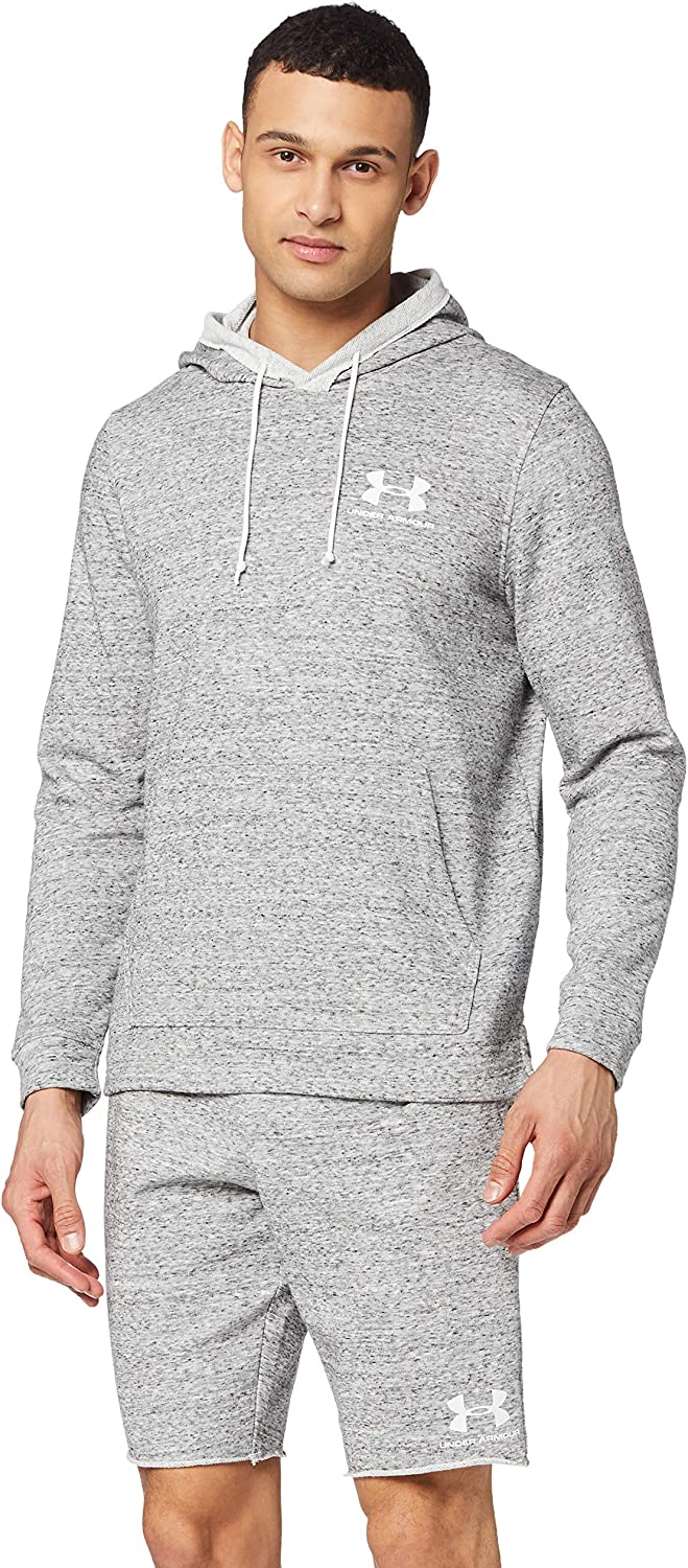 Under Armour Mens  Sportstyle Terry Hoodie