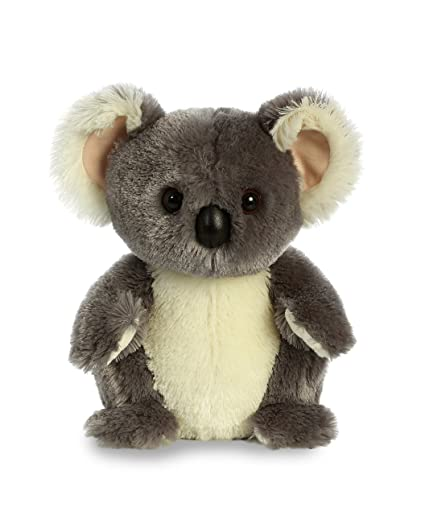 Amazon Com Aurora World Destination Nation Koala Bear Plush Gray