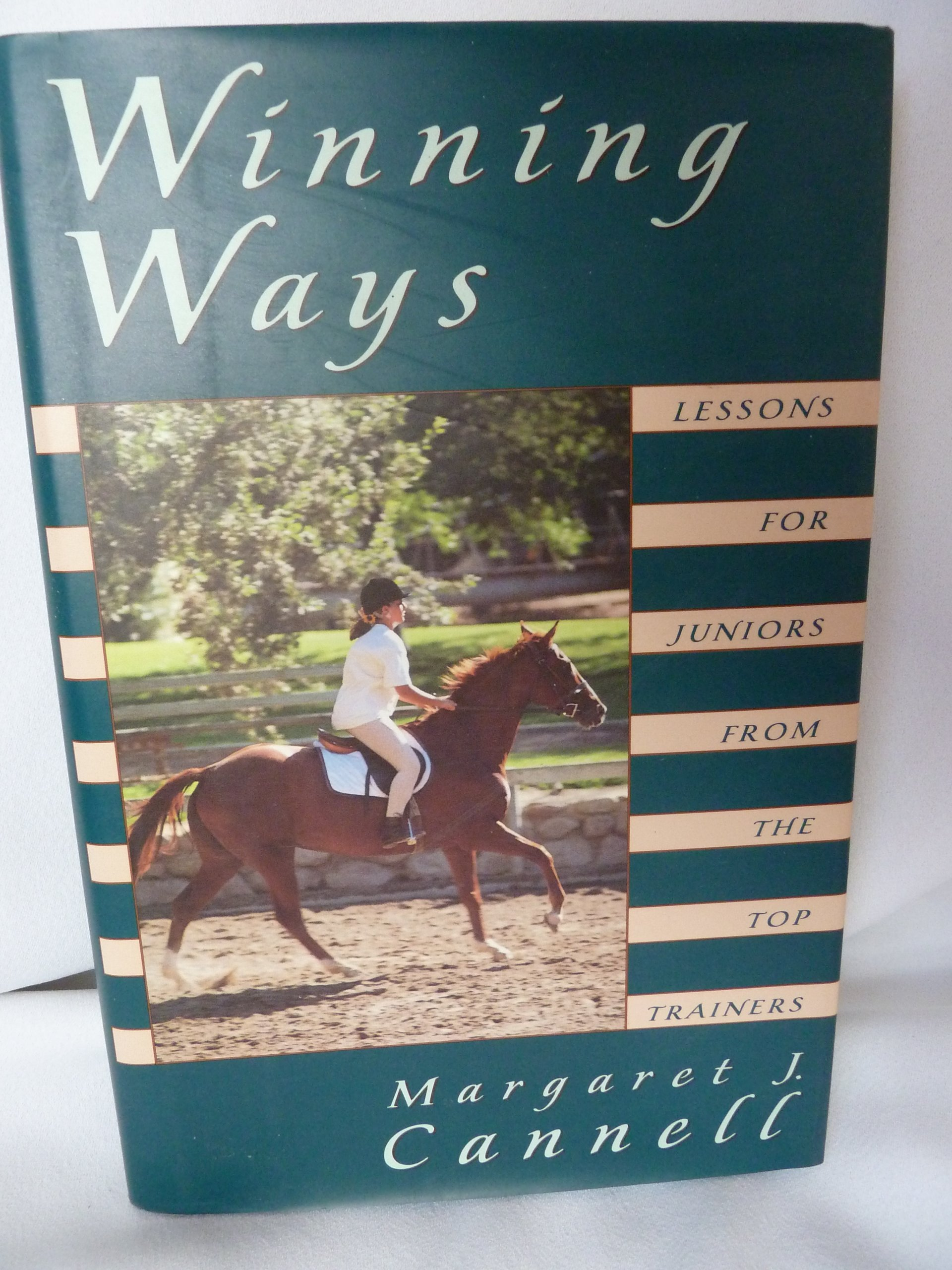 Winning Ways: Lessons for Juniors from the Top Trainers