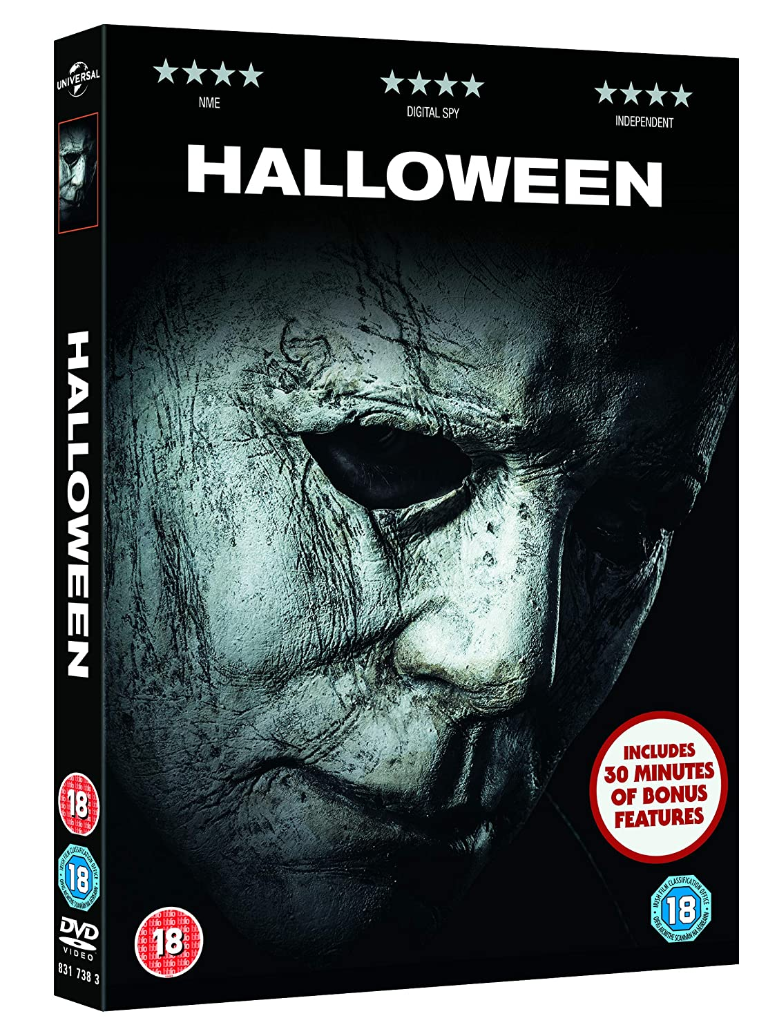 Halloween [DVD] [2018]: Amazon co uk: Jamie Lee Curtis, Judy