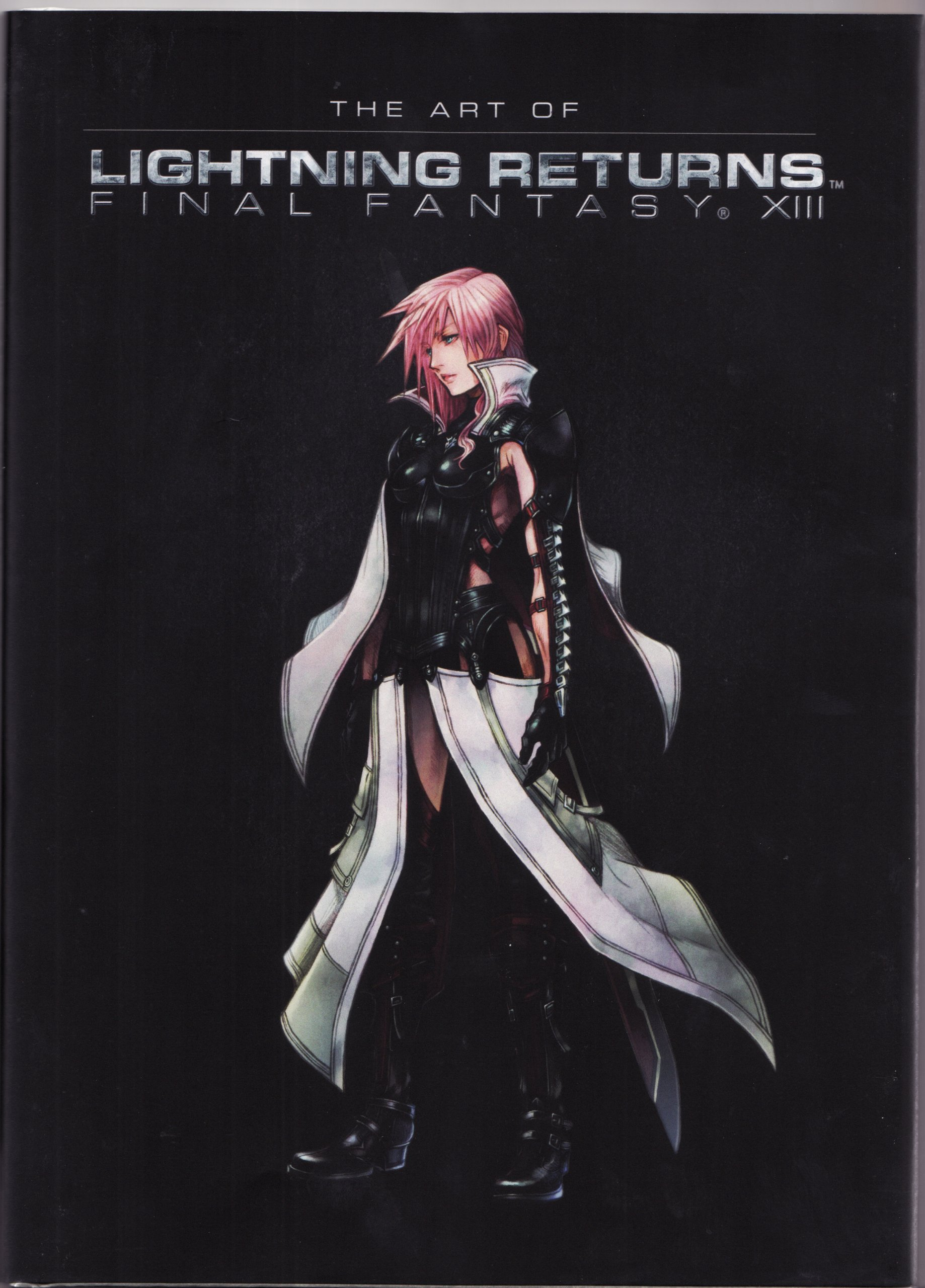 Amazon lightning returns final fantasy xiii collectors artbook amazon lightning returns final fantasy xiii collectors artbook 0631908611212 books voltagebd Image collections