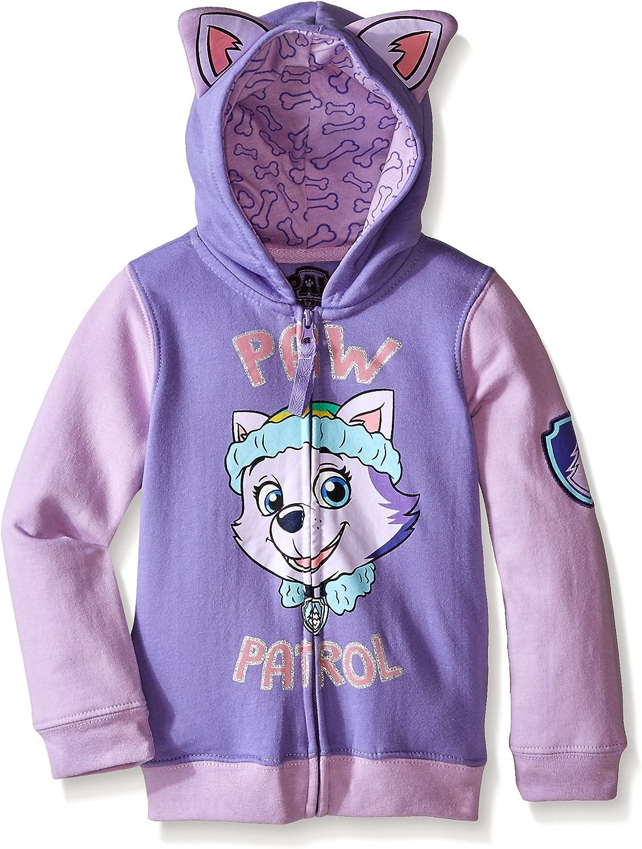 Paw Patrol Everest Toddler Girl Hoodie: Clothing