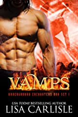 VAMPS: An Underground Encounters Box Set with gargoyle shifters, vampires, and witches Kindle Edition