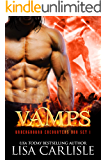 VAMPS: An Underground Encounters Box Set with gargoyle shifters, vampires, and witches