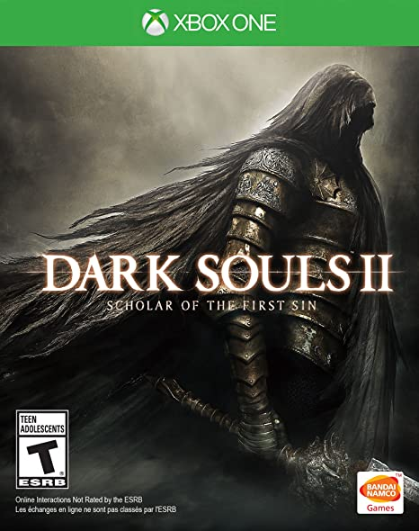 Namco Bandai Games Dark Souls II - Scholar Of The First Sin ...