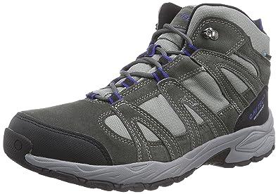 ALTO II WP - Hikingschuh - charcoal/cobalt ta12wJ