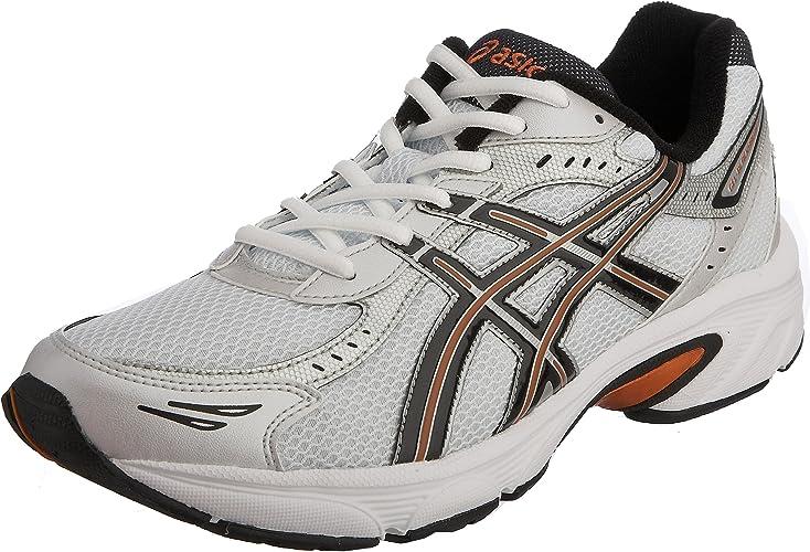 seleccione para mejor venta caliente más nuevo comprar baratas Asics Men's Gel-Blackhawk 3 Running Shoe White/Metal Grey/Rescue ...
