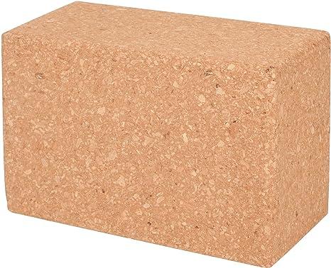 Cork Yoga Block by Trademark Innovations